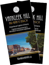 Vankleek Hill 2017 Tourism Map